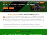 iOS App Development Company in India & USA | WIE SOFTWARE