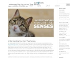 Understanding Your Cats' Five Senses by Lynda Daniele