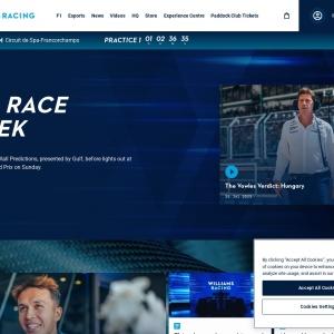 Racing | Williams F1