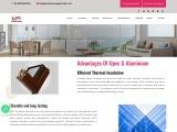 Advantages of best quality uPVC doors & windows