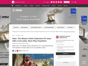Halo: The Master Chief Collection PC team talks cross-play, Xbox Play Anywhere | Windows Central