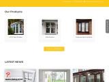 New Design UPVC Windows & Door Manufacturers in Delhi