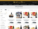 Get Wine Gift Basket Online | Order Now