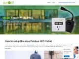Wion Smart Wifi Plug Setup with App
