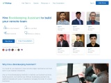 Hire a Bookkeeping Assistant | Virtual Bookkeeping Assistant in USA| Wishup