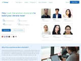 Hire a Lead Generation Assistant | Best Virtual Assistant Services in USA | Wishup