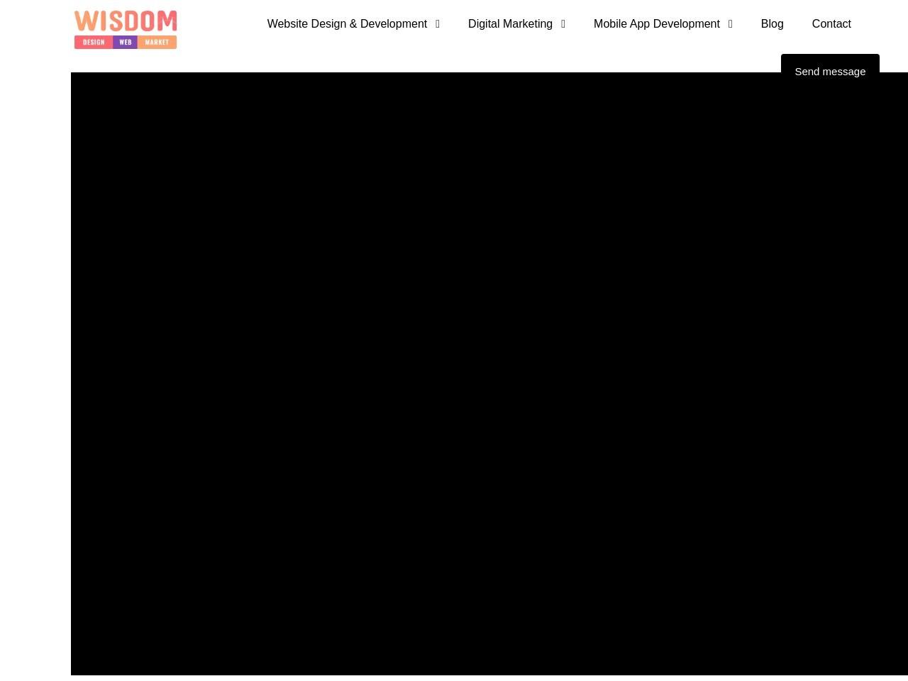 Wisdom IT is the Top Logo Design & Branding Company in Dubai.