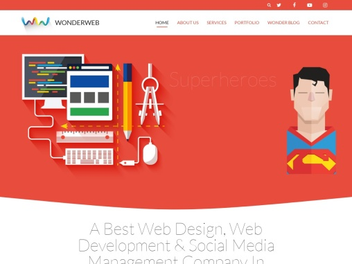 Wonder Web – Social Media Agency in Dubai
