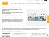 Custody Metering Skids, Gas Metering Skid – Woodfield Systems