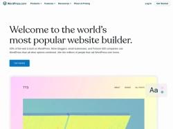 WordPress.com Discount screenshot