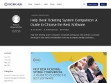 Help Desk Ticketing System Comparison: A Guide to Choose the Best Software
