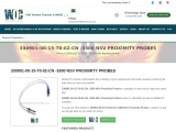 330901-00-15-70-02-CN -3300 NSv Proximity Probes in Stock Buy | Repair | Exchange from World of Cont