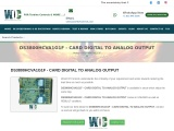 DS3800HCVA1G1F – CARD DIGITAL TO ANALOG OUTPUT in Stock Buy | Repair | Exchange from World of Contro
