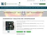 DS3800HMPK1G1F – REGULATOR CARD – MICROPROCESSOR in Stock Buy | Repair | Exchange from World of Cont