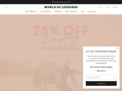 World of Leggings screenshot
