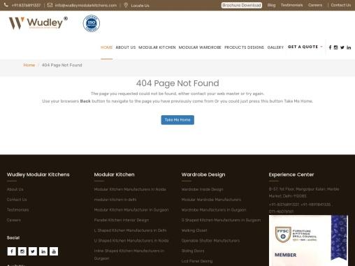 Parallel Modular Kitchen Interior India   wudleymodularkitchens