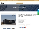 Shipping Container Home Builders|WZH Container House