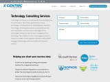Professional IT Consulting Services – X-centric IT Services