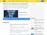 #1 Social Bookmarking Site for Free