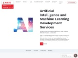 Top Artificial intelligence and Machine Learning service Company in USA | X-Byte Enterprise Solution