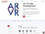 AR VR App Development Company | AR VR App Development | Canada
