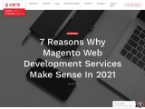 Magento Development company in USA | X-Byte Enterprise Solutions