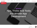 Tips, Tricks And Tools For Mobile App Development