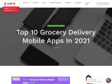 On Demand Grocery Delivery App Development   X-Byte Enterprise Solutions