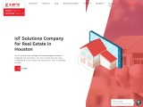 Top IoT solutions company for real estate in houston, USA | X-Byte Enterprise Solutions