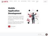 Mobile App Development Company in USA | X-Byte Enterprise Solutions