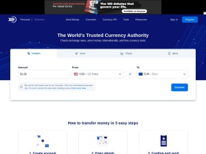 XE - The World's Trusted Currency Authority: Money ...