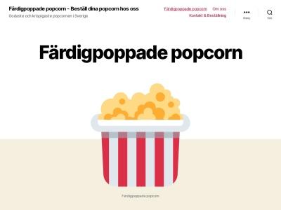 xn--frdigpoppade-popcorn-bzb.se