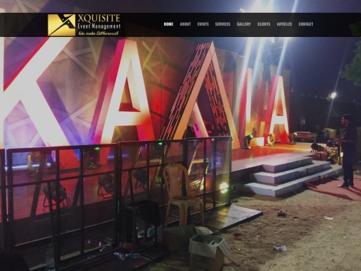 Xquisite Event Management – The Best Event Management Company in Chennai