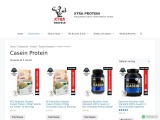 Buy Casein Protein Online in Singapore – Xtraprotein.com