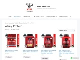 Whey Protein Online Shopping Store – Xtra Protein