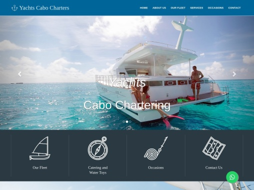 Cabo Yacht Charter – Yachts Cabo Charters