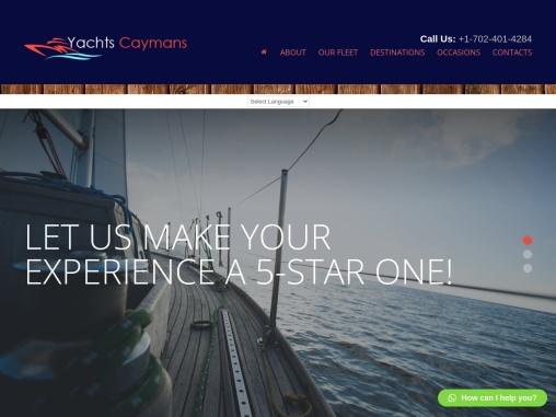 Cayman Boat Rental – Yachts Caymans
