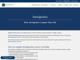 Los Angeles immigration lawyer | citizenship lawyer | best eb1 lawyers