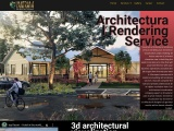 3d architectural visualisation, Moscow – Russia