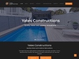 Yates Constructions PTY LTD carports,