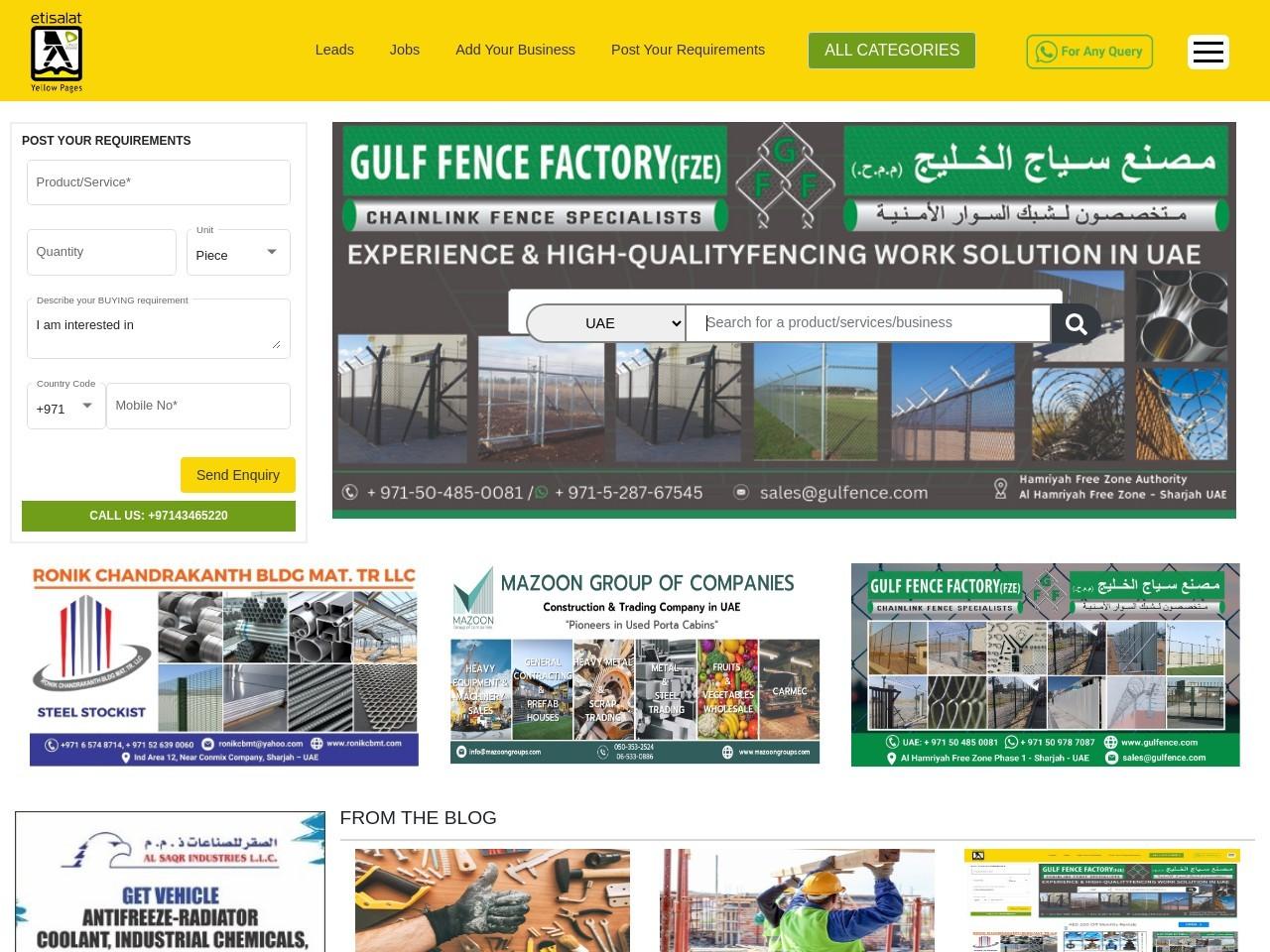 Best Water Treatment Equipment & Supplies in UAE