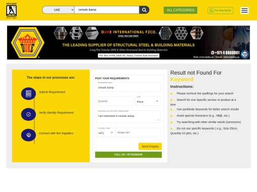 Etisalat Yellow Pages UAE Providing the Verified List of Important Whole Grain Cereal