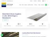 Welded Wire Mesh Supplier in UAE