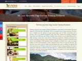 500 hour Ayurveda Yoga Teacher Training Rishikesh