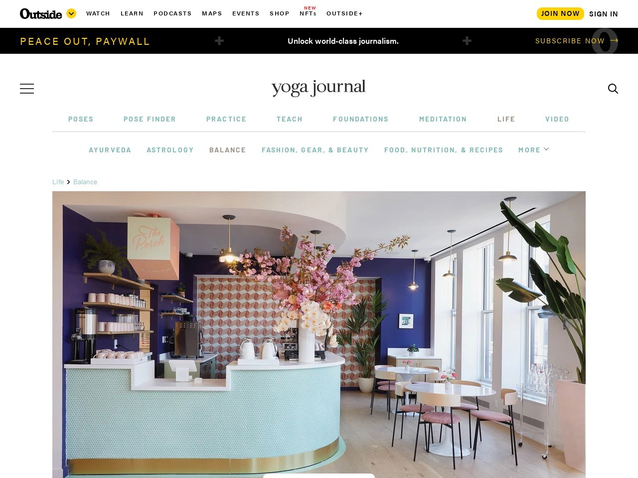 The Controversial Coworking Space We Can't Stop Staring At