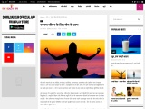 Benefits of yoga for healthy life