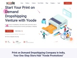 Print on Demand Dropshipping Service