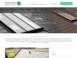 Slate Roofer | Yorkshire Heritage Roofing