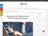 Boosting your Cybersecurity While Working Remotely