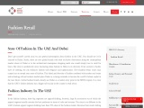 Fashion Retail, Clothing Retail Business, Fashion Retail Business Model